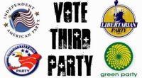 Recently I have been attempting to examine more deeply the presidential candidates of the smaller parties, mostly Libertarian candidate Gary Johnson as well as the Green Party candidate Jill Stein. […]
