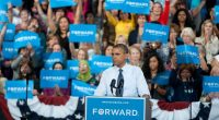 Photo by: Stephen Kline of Broadside Today, the George Mason community once again, welcomed President Barack Obama. Almost 2,000 people headed to the Center for the Arts for a rally […]
