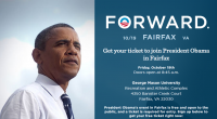 On Friday, October 19, President Barack Obama will visit the Mason Fairfax campus for the second time this election cycle. He will hold a grassroots rally at Robinson Field adjacent […]