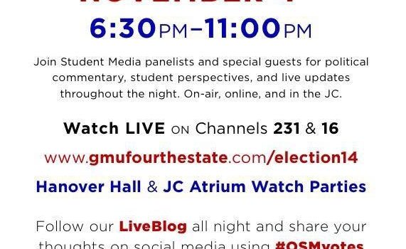 Be sure to watch our election coverage tonight starting at 6:30pm. Watch all the action on-campus at channel 231, the JC Atrium and Hanover Hall. For those who won't be […]