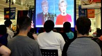 "By: Victoria David On Sunday October 9th, Donald Trump and Hillary Clinton took part in a second presidential debate that The Washington Post called ""dark,"" and a ""bitter, boundary-breaking"" debate. […]"