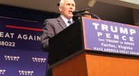 "Pence Urges Republicans to ""Come Home"" During Mason Rally By: Victoria David In a last-minute effort to turn Northern Virginia red, Indiana Governor and Republican vice presidential candidate Mike Pence […]"