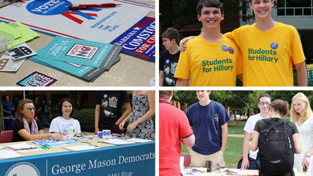 By: Victoria David The 2016 Elections are not just on playing out on TV. They are also happening right here, on Mason's campus. The two major party-affiliated student-run political organizations […]