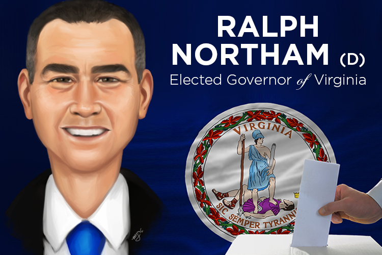 Northam-Elected