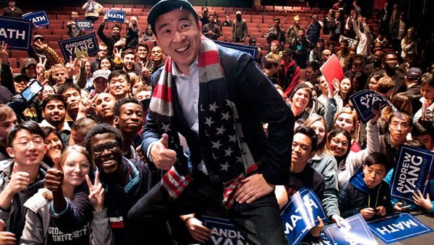 Democratic presidential hopeful Andrew Yang brought his 2020 campaign to George Mason University on Monday, November 4, 2019, rallying a capacity crowd of 1,900 students and supporters in the Center […]