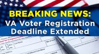 Judge Approves Attorney General Herring's Agreement To Extend Voter Registration Deadline Judge extends Virginia's deadline for voter registration by two days following a registration system outage that lasted several hours […]