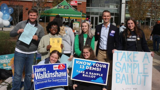 Student Media and Mason Cable Network conducted exit polling outside Merten Hall on Election Day (November 5, 2019) to learn more about what issues and candidates were motivating factors for […]