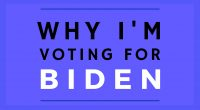 Why I Settled for Biden By: Savannah Martincic, Fourth Estate Staff Writer This story was originally published on gmufourthestate.com. Fourth Estate is Mason's official student-run newspaper. In 2016, I was […]