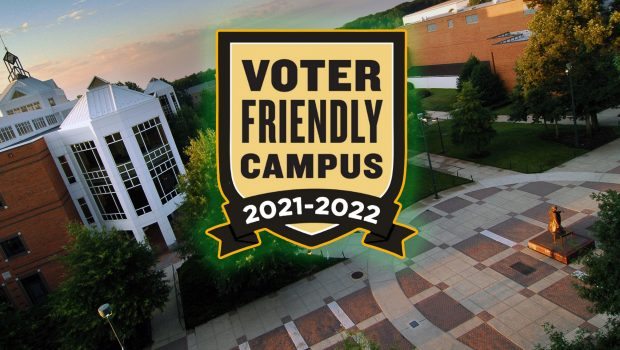 Strong Student Voter Turnout Earns Mason 'Voter-Friendly' Campus Recognition By:Jeanene Harris, Communication Officer/Mobile Journalist, Office of Communications This story was originally publishedonMarch 17th, 2021. George Mason University, the largest and […]